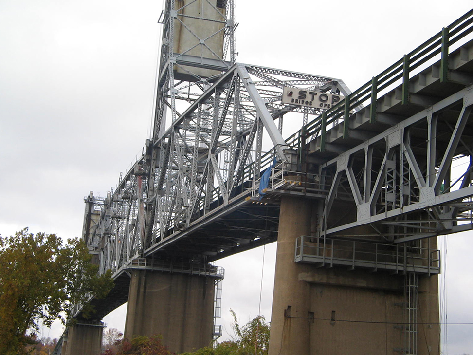 Burlington-Bristol Bridge Deck Truss Spans